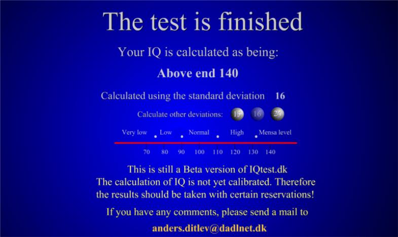 IQtest.dk color