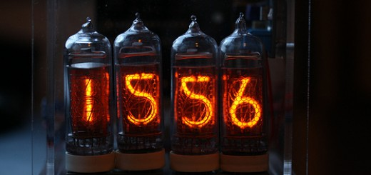 nixietube-clock
