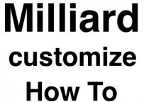 Milliardを力技で設定変更。フッターの下に表示させなくする方法
