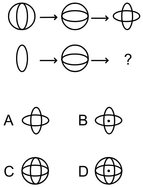 激ムズ2018年IQテスト-Q2
