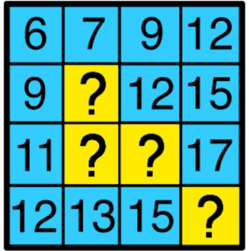 トライアングルIQテスト2018-Q11